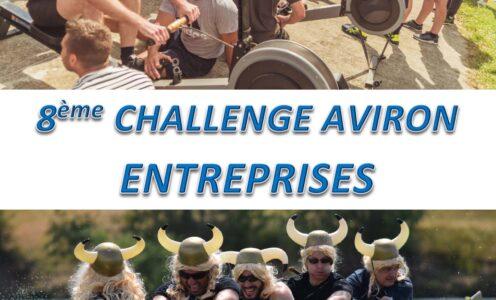 Challenge Aviron Entreprises 2021